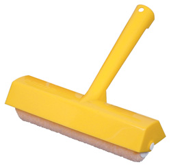 Yellow Spatter Shield Roller