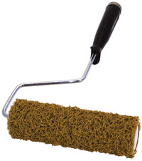 7 inch texture stucco roller with handle