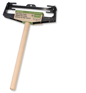 83864 Earth Friendly Painting Yoke Roller Frame 9 inch