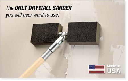 Ez Sand Drywall Sanding System
