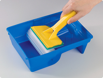 Loading Padco 2807 Paint Pad Tray