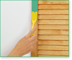 This handy tool is designed for painting smaller areas.