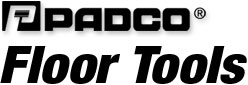 Padco Floor Tools Logo