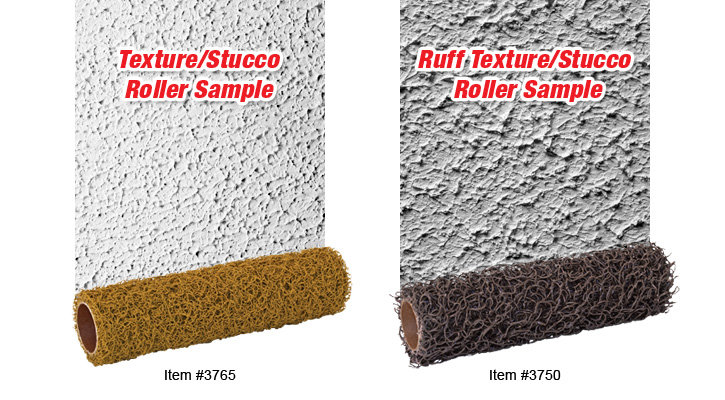 Types of textured paint rollers pictures to pin on for Wallpaper roller home depot